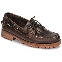 Zapatos Hombre Zapatos náuticos Sebago RANGERWAXY Marrón