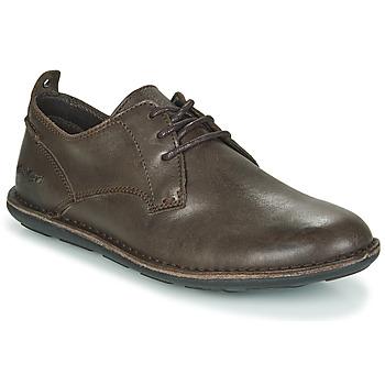 Zapatos Hombre Derbie Kickers SWIDIRA Marrón