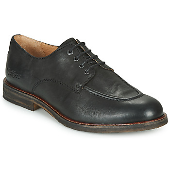 Zapatos Hombre Derbie Kickers ALPHABI Negro