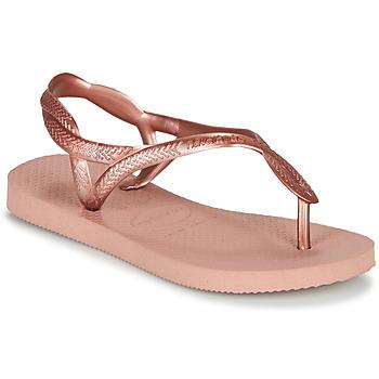 Zapatos Niña Chanclas Havaianas Luna Mini Me Rosa