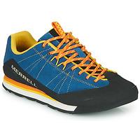 Zapatos Hombre Zapatillas bajas Merrell CATALYST SUEDE Azul
