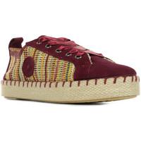Zapatos Mujer Alpargatas Pataugas Panke Rojo