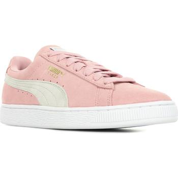 Zapatos Mujer Zapatillas bajas Puma Suede Classic Wn's Rosa