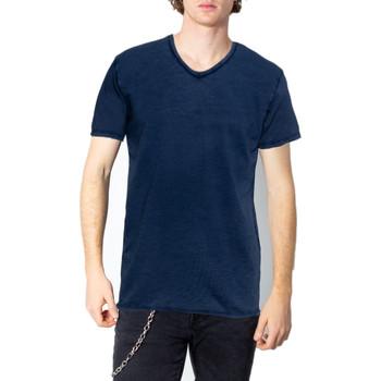 textil Hombre Camisetas manga corta Brian Brome 23/102-398 Blu
