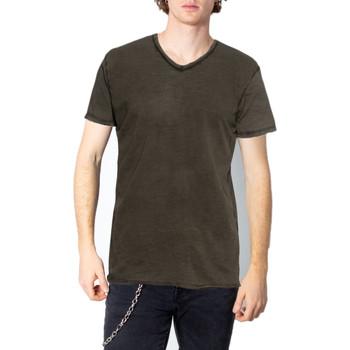 textil Hombre Camisetas manga corta Brian Brome 23/102-398 Verde