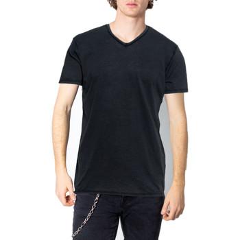 textil Hombre Camisetas manga corta Brian Brome 23/102-398 Nero