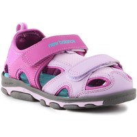 Zapatos Niña Sandalias New Balance Kids Expedition Sandal Rosa,Violeta