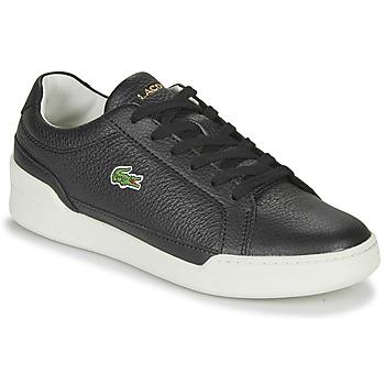 Zapatos Mujer Zapatillas bajas Lacoste CHALLENGE 0120 1 SFA Negro / Blanco