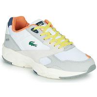 Zapatos Mujer Zapatillas bajas Lacoste STORM 96 LO 0120 2 SFA Gris / Azul