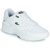 Zapatos Hombre Zapatillas bajas Lacoste STORM 96 LO 0120 3 SMA Blanco / Verde