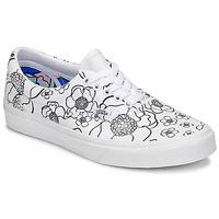 Zapatos Mujer Zapatillas bajas Vans ERA Blanco / Negro