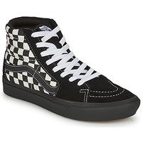 Zapatos Mujer Zapatillas altas Vans COMFYCUSH SK8-HI Negro