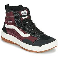 Zapatos Mujer Zapatillas altas Vans ULTRARANGE EXO HI MTE Negro / Burdeo