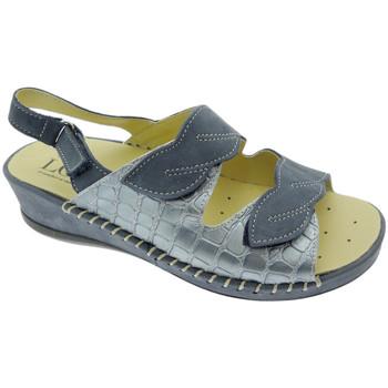 Zapatos Mujer Sandalias Calzaturificio Loren LOM2817bl blu
