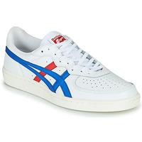 Zapatos Zapatillas bajas Onitsuka Tiger GSM LEATHER Blanco / Rojo / Azul