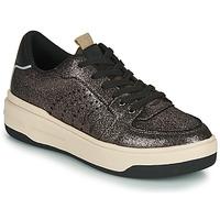Zapatos Mujer Zapatillas bajas Palladium Manufacture OCA 01 Gris