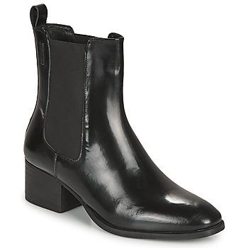 Zapatos Mujer Botines Les Tropéziennes par M Belarbi LING Negro