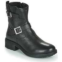 Zapatos Mujer Botas de caña baja Les Tropéziennes par M Belarbi LOOKY Negro