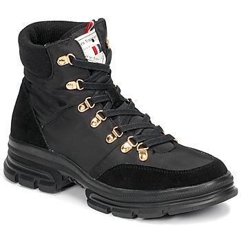 Zapatos Mujer Botas de caña baja Les Tropéziennes par M Belarbi CAKE Negro