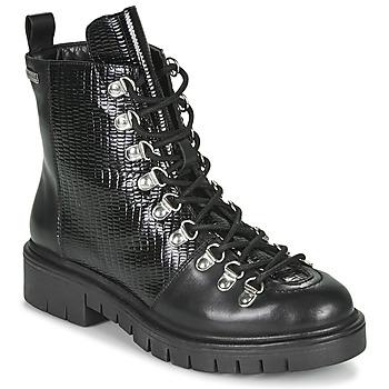 Zapatos Mujer Botas de caña baja Les Tropéziennes par M Belarbi ZANTIS Negro
