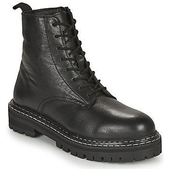 Zapatos Mujer Botas de caña baja Les Tropéziennes par M Belarbi REINE Negro