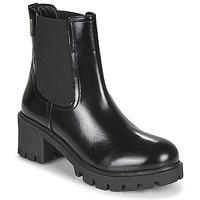 Zapatos Mujer Botines Les Tropéziennes par M Belarbi ZANGE Negro