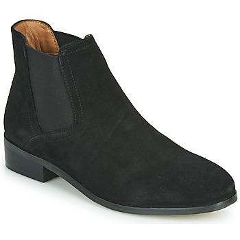 Zapatos Mujer Botas de caña baja Les Tropéziennes par M Belarbi UZOU Negro