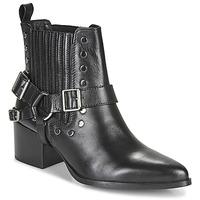 Zapatos Mujer Botines Les Tropéziennes par M Belarbi KIMIKO Negro