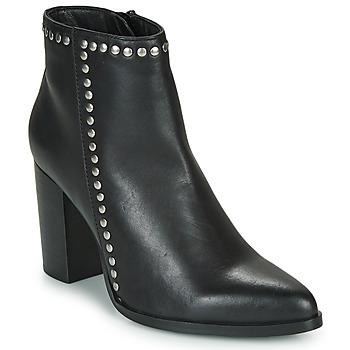 Zapatos Mujer Botines Les Tropéziennes par M Belarbi KANOU Negro