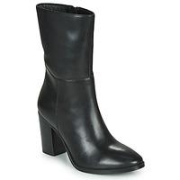 Zapatos Mujer Botines Les Tropéziennes par M Belarbi LIVANA Negro