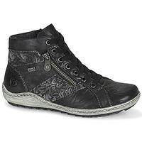 Zapatos Mujer Zapatillas altas Remonte Dorndorf R1497-45 Negro