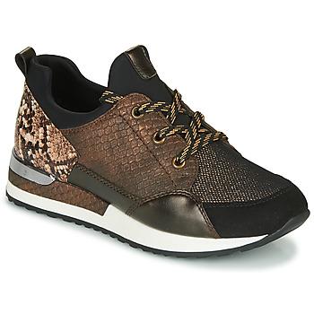 Zapatos Mujer Zapatillas bajas Remonte Dorndorf R2503-24 Marrón / Reptil