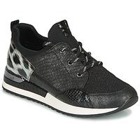 Zapatos Mujer Zapatillas bajas Remonte Dorndorf R2503-45 Negro / Leopardo