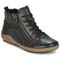 Zapatos Mujer Zapatillas altas Remonte Dorndorf R4790-14 Azul