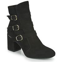 Zapatos Mujer Botines Perlato JAMIKOU Negro