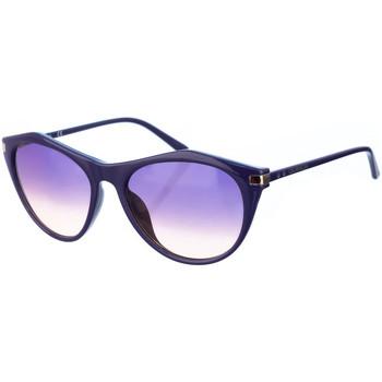 Relojes & Joyas Mujer Gafas de sol Calvin Klein Jeans Gafas de sol Calvin Klein Violeta