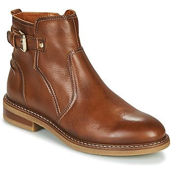 Zapatos Mujer Botas de caña baja Pikolinos ALDAYA W8J Marrón