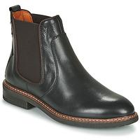 Zapatos Mujer Botas de caña baja Pikolinos ALDAYA W8J Negro / Marrón