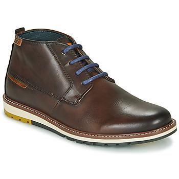 Zapatos Hombre Botas de caña baja Pikolinos BERNA M8J Oliva