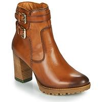 Zapatos Mujer Botines Pikolinos CONNELLY W7M Marrón