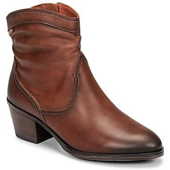 Zapatos Mujer Botines Pikolinos CUENCA W4T Marrón