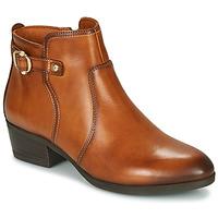 Zapatos Mujer Botines Pikolinos DAROCA W1U Marrón