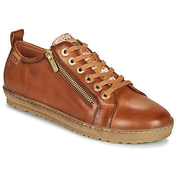 Zapatos Mujer Zapatillas bajas Pikolinos LAGOS 901 Marrón