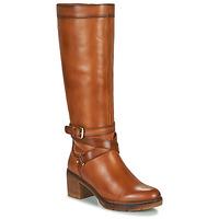 Zapatos Mujer Botas urbanas Pikolinos LLANES W7H Marrón