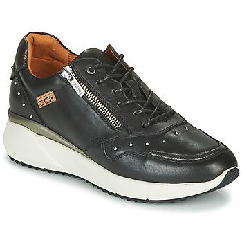 Zapatos Mujer Zapatillas bajas Pikolinos SELLA W6Z Negro