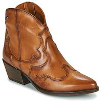 Zapatos Mujer Botines Pikolinos VERGEL W5Z Marrón