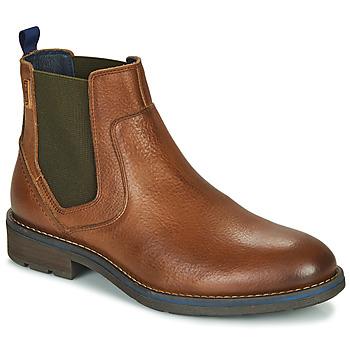 Zapatos Hombre Botas de caña baja Pikolinos YORK M2M Marrón