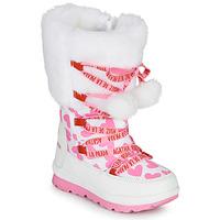 Zapatos Niña Botas de nieve Agatha Ruiz de la Prada APRESKI Blanco