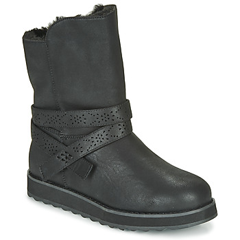 Zapatos Mujer Botas de caña baja Skechers KEEPSAKES 2.0 Negro