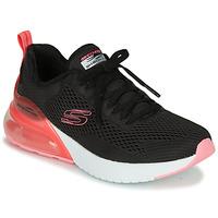 Zapatos Mujer Zapatillas bajas Skechers SKECH-AIR Negro / Rosa